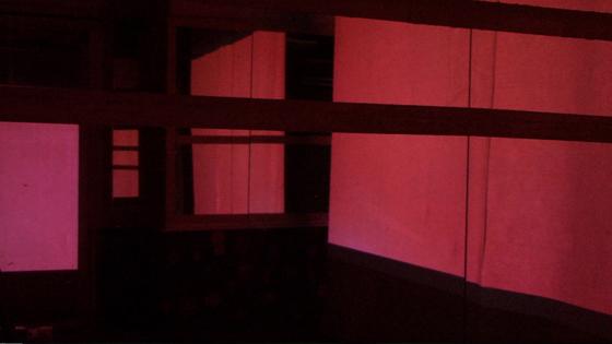 Untitled – Red, film loop. 2012